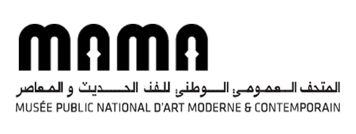 Driss Ouadahi At The Musee Public National D Art Moderne Et