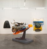 Installation view of 'Star Liner'