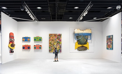 The Armory Show, 2019 Installation View
